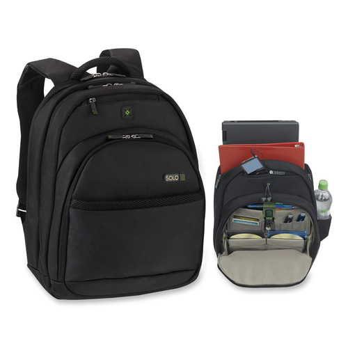 Solo Notebook Backpack