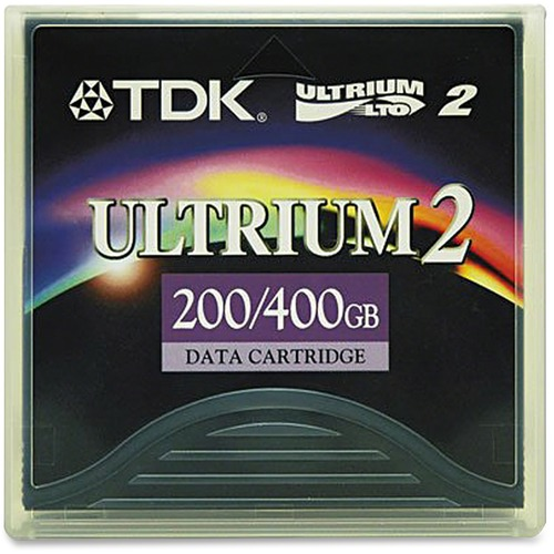 TDK LTO Ultrium 2 Data Cartridge