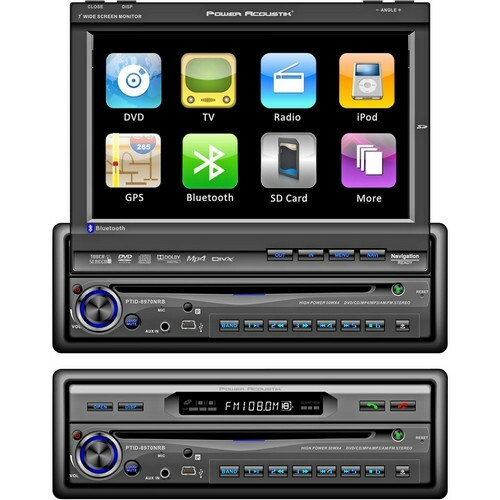Power Acoustik PTID-8970NRB Car Video Player