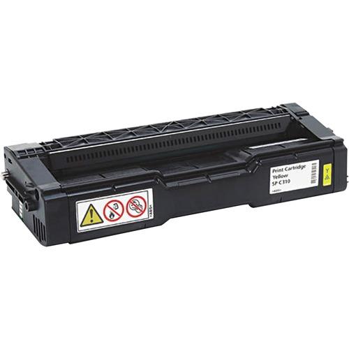 Ricoh SP-C310HA Yellow Toner Cartridge