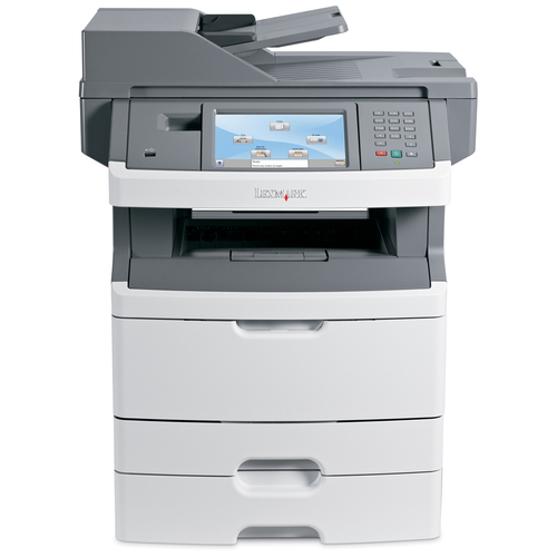 Lexmark X466DTE Multifunction Printer