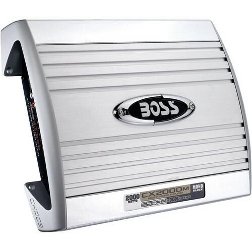 Boss Audio CHAOS EXXTREME CX2000 Car Amplifier