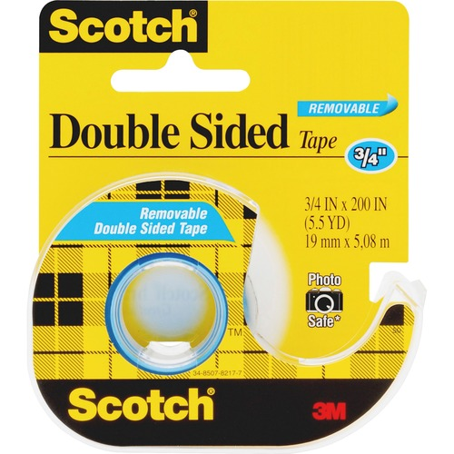 3M Scotch Double-Sided Photo Safe Tape | by Plexsupply