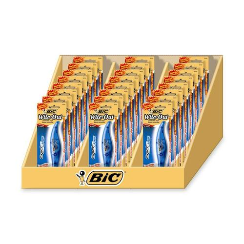BIC Corporation Wite-Out Exact Liner Correction Tape