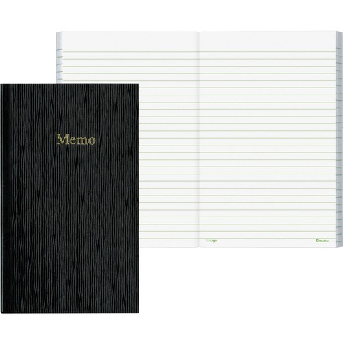 Rediform Flexible Cover Ruled Memo Book | by Plexsupply