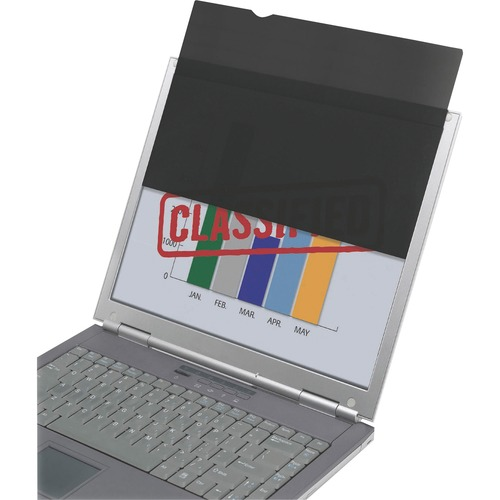 SKILCRAFT Privacy Screen Filter For Notebook