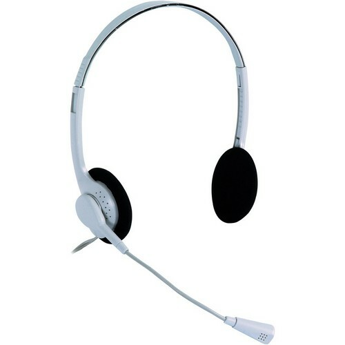 Micro Innovations VoiceMaster MM720 Headset - Stereo