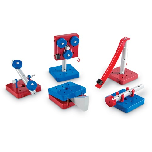 Learning Res. Simple Machines Set | by Plexsupply