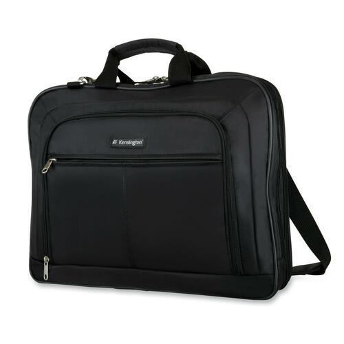"Kensington Simply Portable Carrying Case for 17"" Notebook - Black"