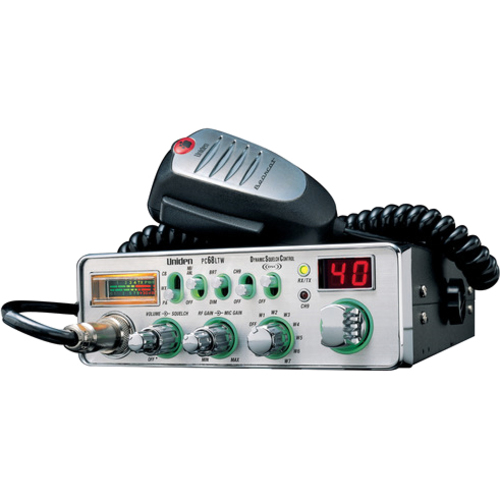 Uniden Bearcat Pro PC68LTW CB Radio
