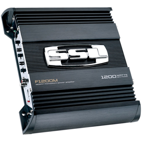 Soundstorm F1200M Car Amplifier