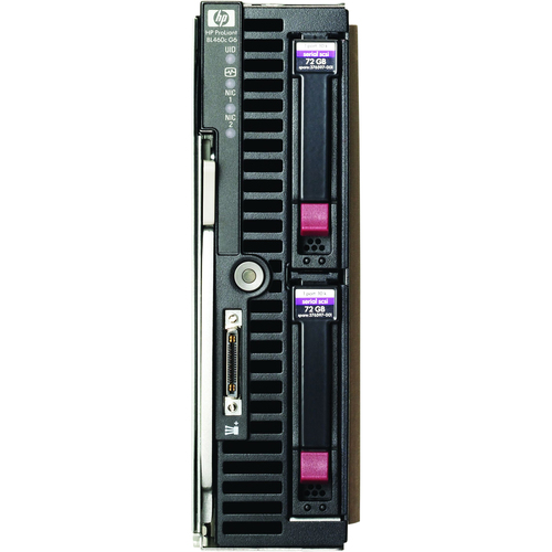 HP ProLiant BL460c G6 Server Blade