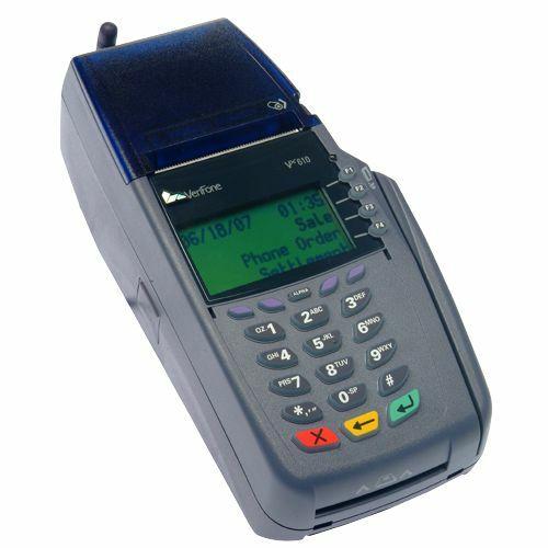 Verifone Vx610 Payment Terminal