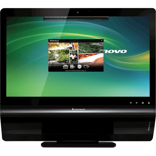 Lenovo IdeaCentre A600 30113RU All-in-One Computer - Intel Core 2 Duo T6500 2.10 GHz - Desktop - Black