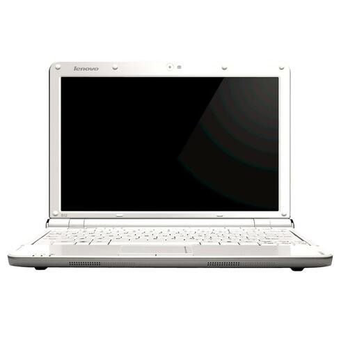 "Lenovo IdeaPad S12 295933U 12.1"" LED Netbook - Atom N270 1.6GHz - White"