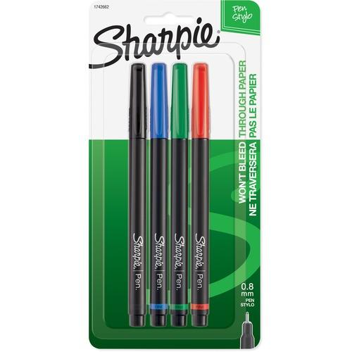 Sanford Sharpie Fine Point Pen | by Plexsupply