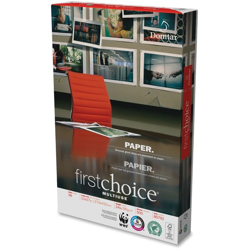 Domtar FirstChoice Multi Use Paper | by Plexsupply
