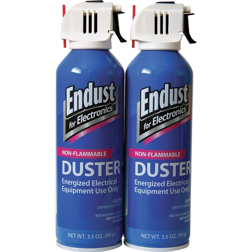 Endust 3.5 oz Air Duster with Bitterant
