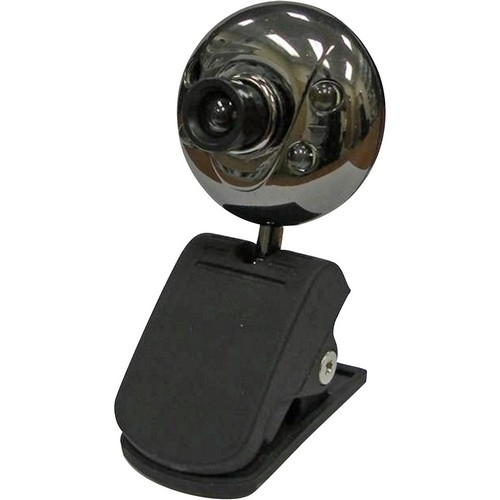Micro Innovations IC014C Basic Webcam