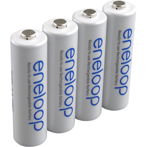 Sanyo eneloop SEC-HR3UTG4BP General Purpose Battery - 2000 mAh