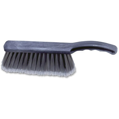 "Countertop Brush, Silver, 12 1/2"" Brush 
