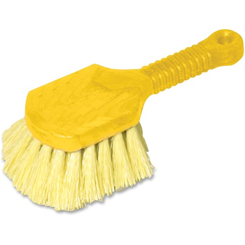 Rubbermaid Comm. Short Handle Utility Brush | by Plexsupply
