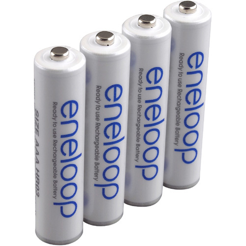 Sanyo eneloop SEC-HR4UTG4BP General Purpose Battery - 800 mAh