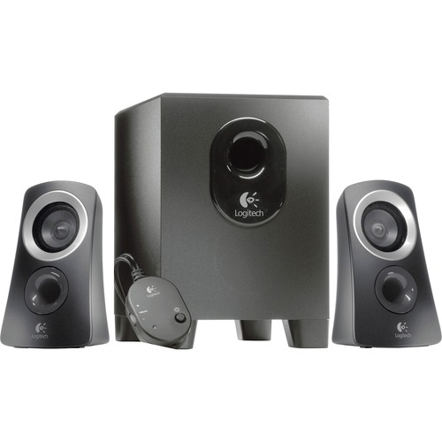 Logitech Z313 Speaker System | by Plexsupply