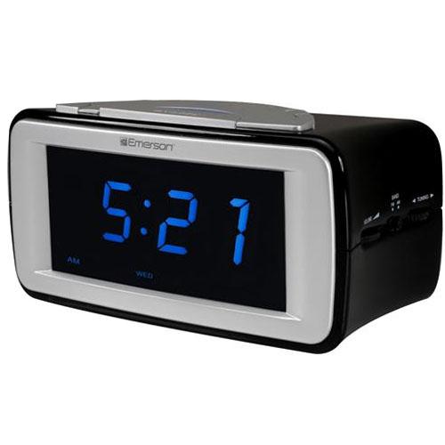 emerson research model cks1850 smartset alarm clock. Black Bedroom Furniture Sets. Home Design Ideas