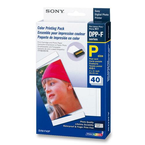 Sony Ribbon Cartridge