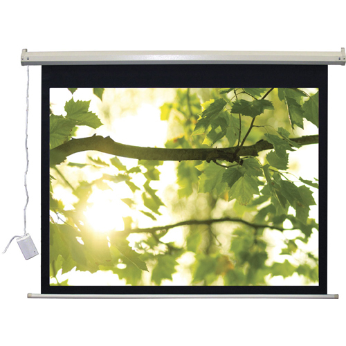 Vutec Lectro IR QM Series A Electric Projection Screen