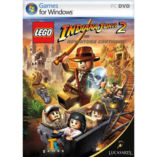 LucasArts LEGO Indiana Jones 2: The Adventure Continues