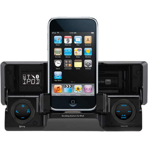 Dual Electronics XML8100 iPod Player