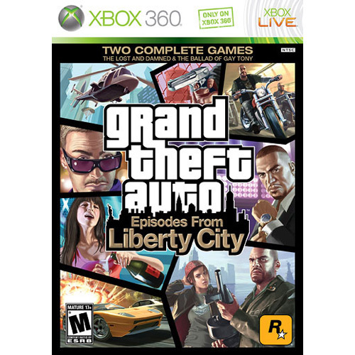 Take-Two Grand Theft Auto: Episodes from Liberty City