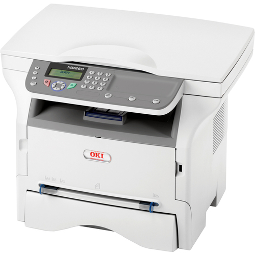 Okidata MB260 Multifunction Printer