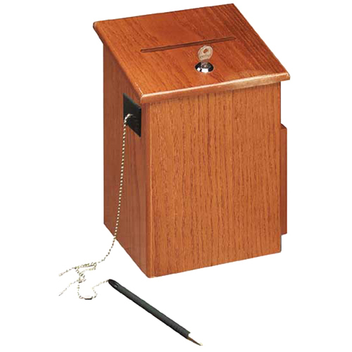 Buddy Products Suggestion/Ballot Box
