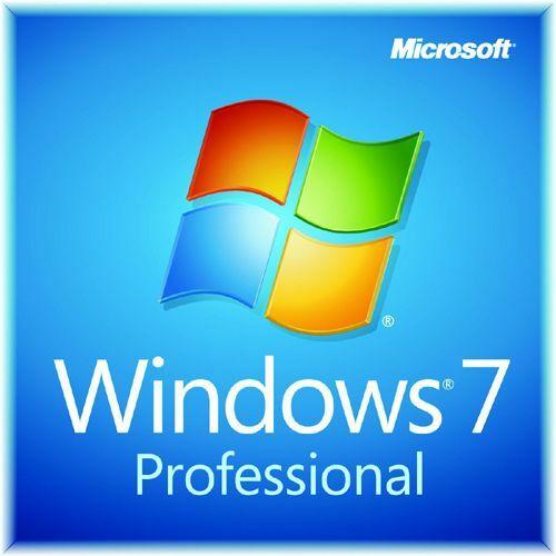 Microsoft Windows 7 Professional - 32-bit