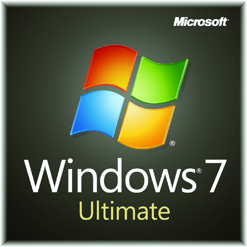 Microsoft Windows 7 Ultimate - 32-bit