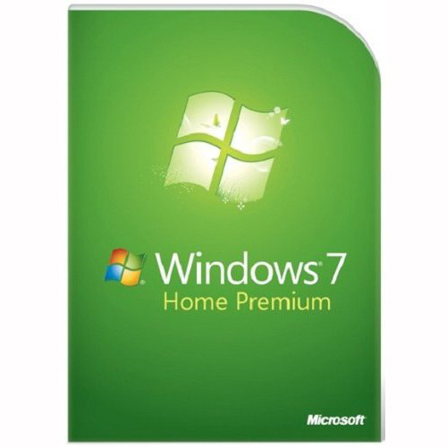 Microsoft Windows 7 Home Premium - 32/64-bit - Upgrade Package - 1 PC