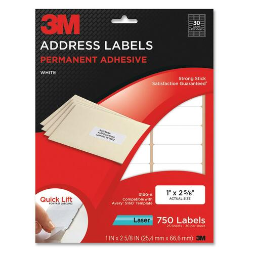 3M Address Label
