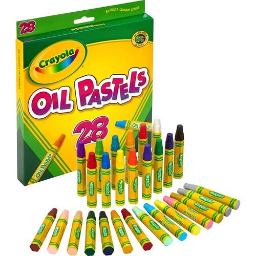 Crayola Oil Pastels | by Plexsupply