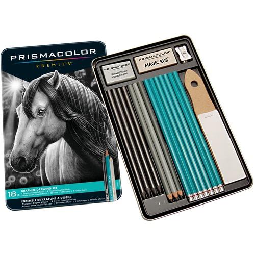 Sanford Prismacolor Premier Graphite Set | by Plexsupply