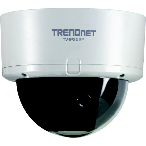 TRENDnet SecurView PoE Dome Internet Camera