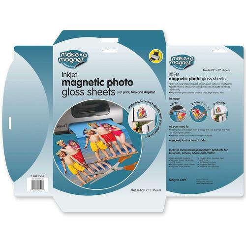 Magna Card Photo Paper