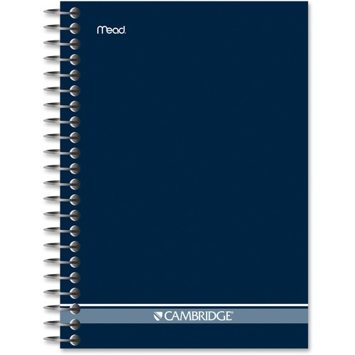 Mead Cambridge Fashion Wire Bound Notebook | by Plexsupply