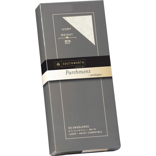 Southworth P98410L Fine Parchment Envelope