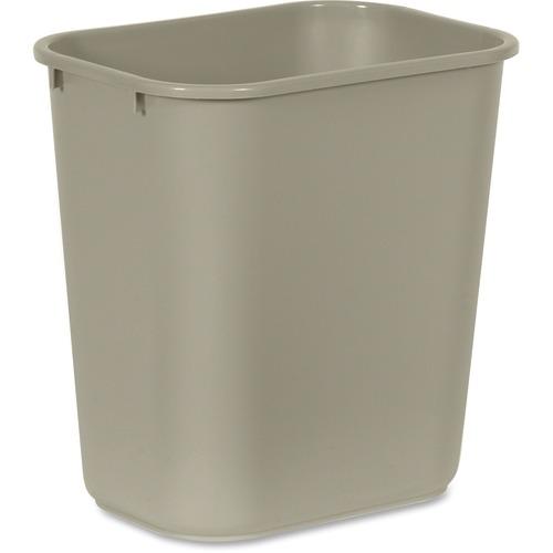 Rubbermaid Standard Series Deskside Wastebasket