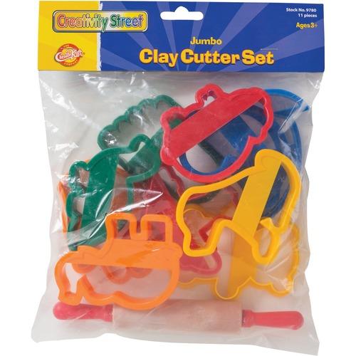 Chenille Kraft Clay Cutter Set | by Plexsupply