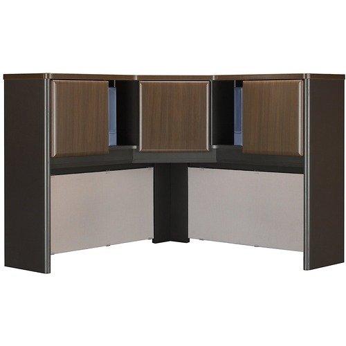 "Bush Business Furniture Series A 48"" Corner Hutch"