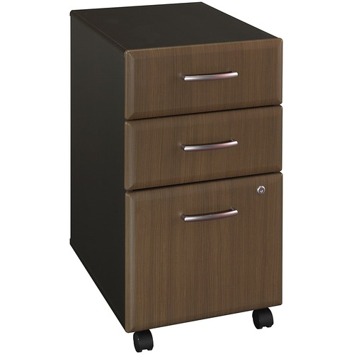 Bush Furniture Series A Three Drawer File Pedestal